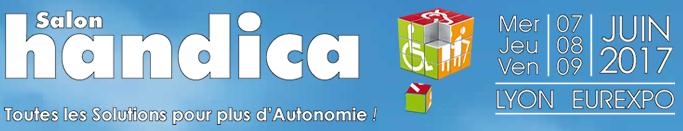 logo Autonomic Handica Lyon 2017